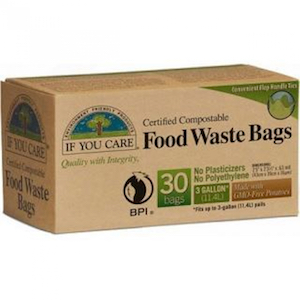bosses escombraries compostables 11 L 30 u If You Care